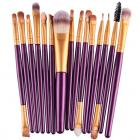 Make-up-Pinsel Lola - Viole/Golden