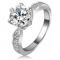 Ring Kate Princess-Silber/53mm