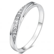 Ring Lilien - Silber/62mm
