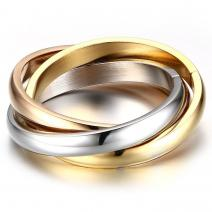 Ring Trinity - Multi/62mm