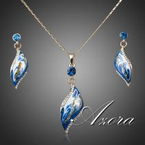 Set Blue AZORA - Blau