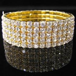 Armband Bangle - Golden
