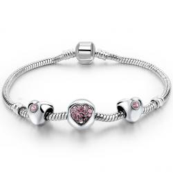Armband Eternal Simple- Rosa