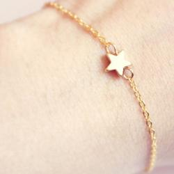 Armband Little Star-Golden