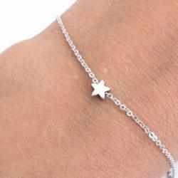 Armband Little Star-Silber