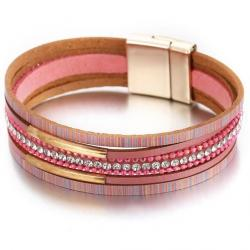 Armband Orient - Rosa