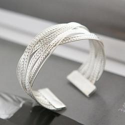 Armband Roll - Silber
