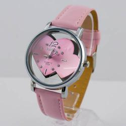 Armbanduhr WoMaGe LOVER - Rosa