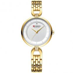 CURREN Ladies Uhr-Golden