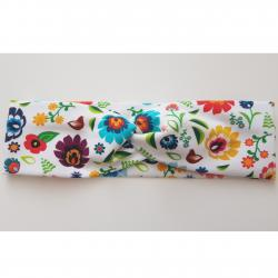 Flowers Turban-Stirnband-Multi/50
