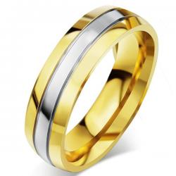 Ring Fidelity - Golden/49mm