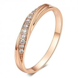 Ring Lilien - Golden/57mm