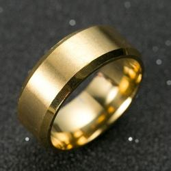 Ring Manlike-Golden/65mm