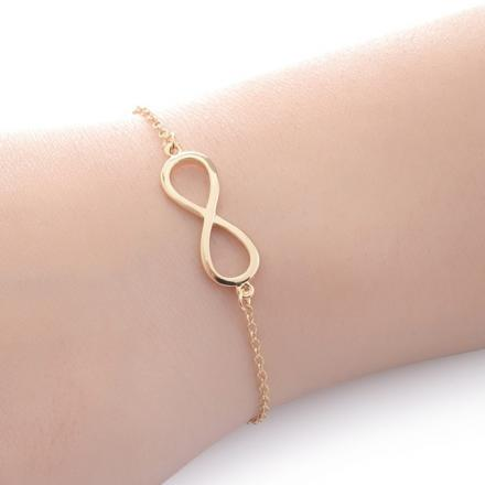 Armband  Infinite Chain - Golden